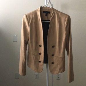 Forever 21 Tan Blazer Jacket - Size Small